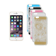 """TPU Flower Pattern Case Cover + Protective Film for Apple iPhone 6 4.7"""""""