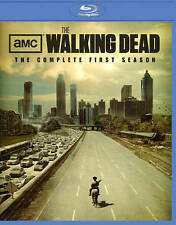 Walking Dead: The Complete First Season (Blu-ray Disc, 2011, 2-Disc)