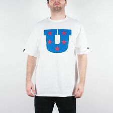 UNDEFEATED X CHAMPION STAR U TEE SHIRT WHITE UNDFTD PLAY DIRTY BLACK FRIDAY
