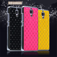 Diamond Bling Starry Hard Back Protective Case Skin Cover For Huawei Ascend