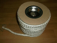 4mm to 25 mm Stove Rope / Gasket Seal for Flues Stove Door & Glass Fire Seals