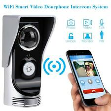 Wireless Video Doorbell WiFi Video Doorphone 0.3MP AP Intercom System APP H1U1