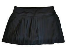 NWT Lululemon Pleat to Street Skirt II Black Sz 4 6 8 10 Tennis Run NEW