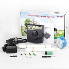 Electronic Dog Pet Fence Containment Wireless System Dog Training Waterproof
