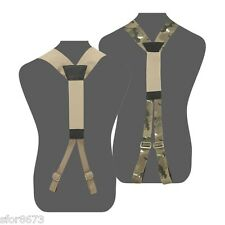 ELITE OPS Slimline Harness use under armour carriers, body armour belt-rig MOLLE