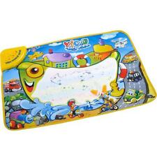 Music Play Water Drawing Painting Writing Mat Board Magic Pen Doodle Musical Toy