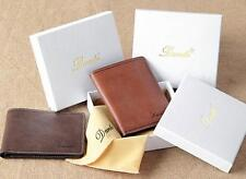 Dante's First Layer of Leather Men's Wallet Credit Card ID Bifold Wallet Pocket
