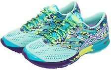 Asics Womens Gel Noosa Tri 10 Running Shoes Mint Lavender Turquoise NIB $140