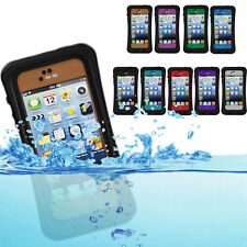 Waterproof Shockproof Dirt Proof Durable Case Cover For Apple iphone 5 5S