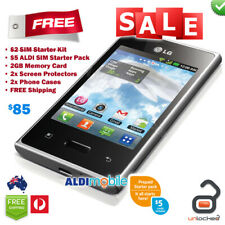 Telstra LG Optimus L3 Next G 3G Android Smartphone Mobile Phone UNLOCKED + BONUS