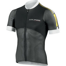 LOUIS GARNEAU COURSE SUPERLEGGERA 2 JERSEY BLACK/YELLOW 2015 New