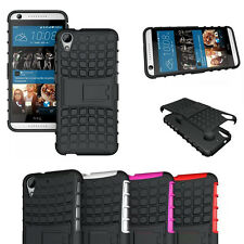 Shockproof Rubber Rugged Hybrid Hard Stand Case Cover For HTC Desire 626 626S
