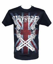 BULLET FOR MY VALENTINE - CROSS GUNS - Official T-Shirt - METAL New S XL