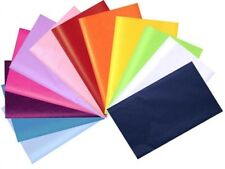 100 Sheets of Acid Free 45cm x 35cm Tissue Paper - 18gsm Wrapping 45.7cmx35.6cm