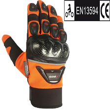 Racing Motorcycle Motocross Enduro Gloves Summer Gloves On Off Road Size-6-12