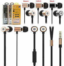 Genuine Yison C6 Premium High Quality Super Stereo Headphones Earphones With Mic