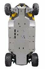 Ricochet Off-Road 9 PC Complete Skid Plate Set, 2011-2016 Can-Am Commander