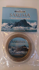 Sakuma Nylon covered 7 Strand Fishing Wire Trace