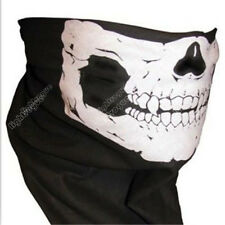 2015 Cotton Bandana Skull Bone Head Wrap Face Mask Biker wrap Scarf wristband