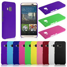 1 Pc Ultra Thin Candy Color Frosted Hard Plastic Case Cover Skin For HTC One M9