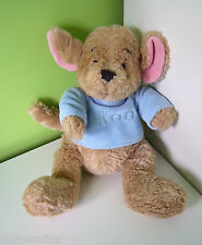 Disney Store Original Little Roo Kangaroo Soft Beanie Toy 8