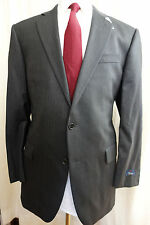 NWT Brooks Brothers 1818 Madison Saxxon Wool Gray Suit 39R 41S 44L MSRP $1098