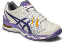 Asics Gel Netburner Super 6 Womens Netball Shoe (B) (0143) | SAVE $$$