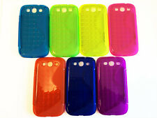 S Line TPU Gel Silicone Case Skin Back Cover For Samsung Galaxy S3 SIII i9300