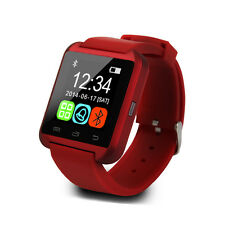 Smart Wrist Watch Mate For Android Samsung HTC LG Nokia Blutooth phone