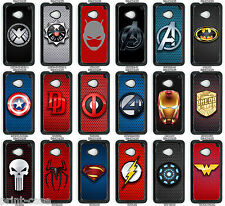 Marvel / DC Superheroes Phone Case for HTC One M7, M8, M9 & HTC Mini 2