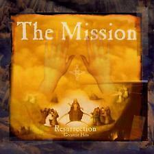 THE MISSION-RESURRECTION-GREATEST HITS-CD EAGLE ROCK - NEW AND SEALED