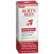 burts bee eye cream & treatments new & sealed