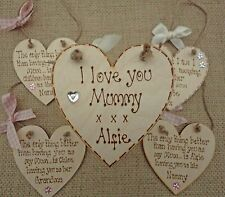 Personalised Mothers Day/Birthday Gift Ideas for Mum Mummy Nan Gran Grandma