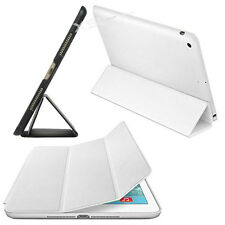 Black | White Smart PU Leather Flip Case Cover Stand For Apple iPad Pro