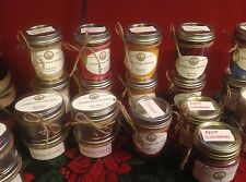 Scented Soy Wax Candles. Hand poured  Homemade!!