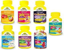 Natures Way Kids Smart Vita Gummies