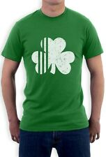 Saint Patrick's Day Irish Shamrock Four-Leaf Clover T-Shirt Gift Idea