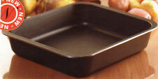 BESSEMER1ST QUALITY DEEP OVEN PAN 5YR WARRANTY EBONY OR FLAME