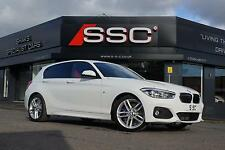 BMW 1 Series 2.0 120d M Sport Sports Hatch 5dr (start/stop) WITH RED LEAT