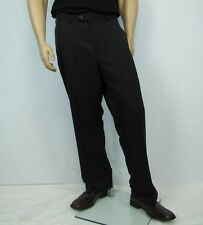 Izod mens dress pants straight leg flat front sizes 36 38 NEW