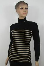 Lauren Ralph Lauren womens sweater pullover turtleneck sizes S M L NEW