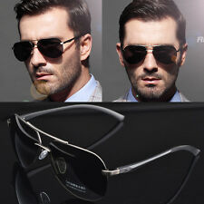 New Mens HD Polarized Sunglasses Outdoor Driving Glasses Goggles Eyewear Shades