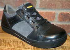 Keen Utility Men's Destin Low Steel-Toe Work Shoe - Black/Gargoyle 1011352