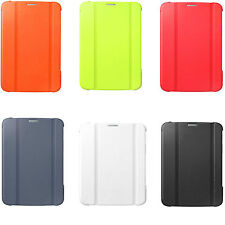 Slim Smart Leather Book Folding Stand Case Cover For Samsung Galaxy Tab 3 7 8 10
