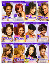 Dark and Lovely Fade Resistant Hair Colour