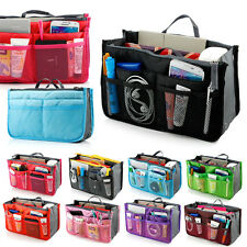 New Women Travel Insert Handbag Organiser Purse Liner Organizer Tidy Bag US SHIP