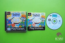 Rugrats Search For Reptar PS1 PAL Game