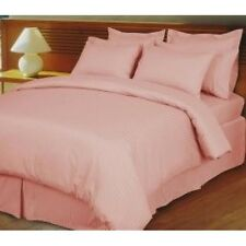 AU Size All Bedding Collection 1000TC Egyptian Cotton Pink Stripe  Select Item