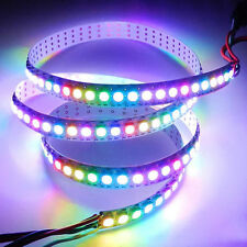 30/60/144/300 LEDs SMD 1M/5M 5050 3528 RGB Flexible LED Strip Light Waterproof S