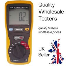 AMECaL ST-5302 Portable Milliohm Meter, Low Resistance Digital Tester
